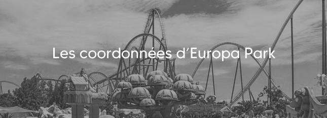 Europa Park adresse et telephone