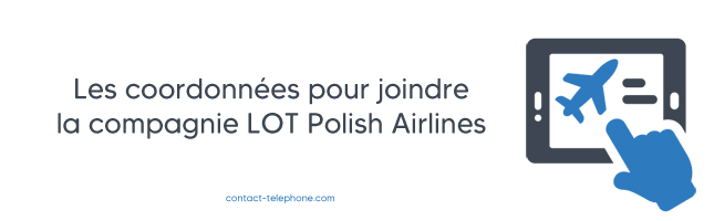 LOT Polish Airlines contact