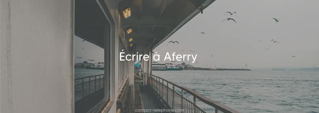 Adresse Aferry