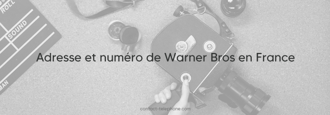 Adresse Warner Bros France