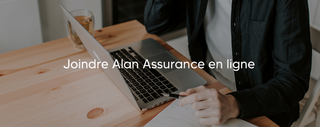 Alan Assurance adresse mail
