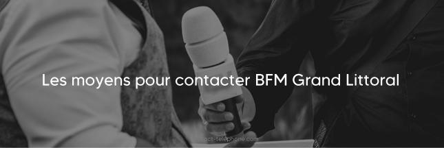 BFM Grand Littoral Adresse mail