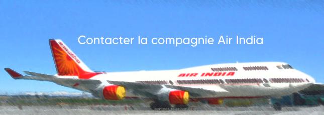 Contacter Air India