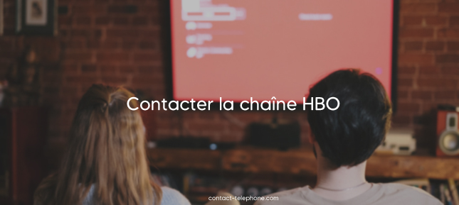 Contacter HBO