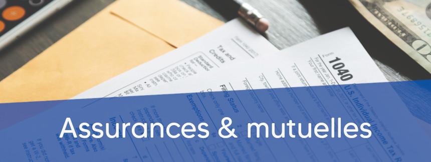 contacter les assurances et mutuelles santé