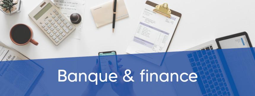 contacter les banques et organismes financier