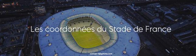 Adresse Stade de France