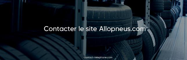 Contacter Allopneus