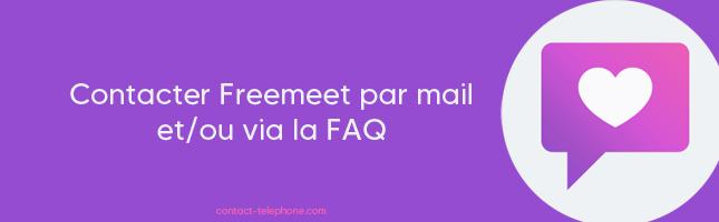 Contacter Freemeet
