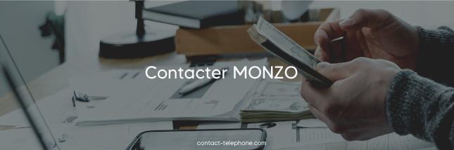 Contacter Monzo