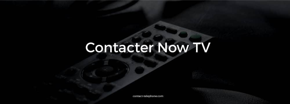 Contacter Now TV