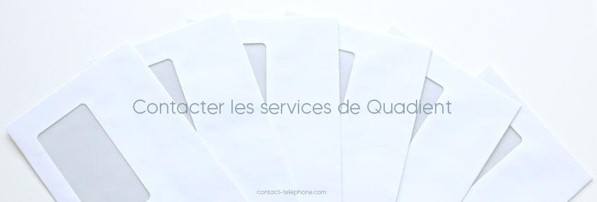 Contacter Quadient