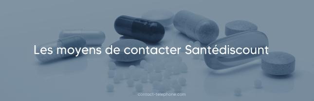 Contacter Santediscount
