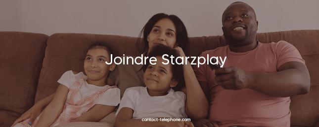 Contacter Starzplay