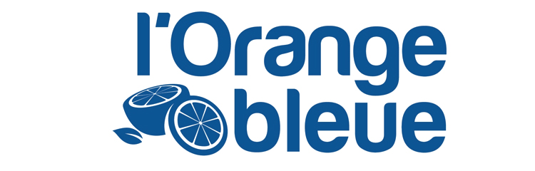 Logo l'Orange Bleue