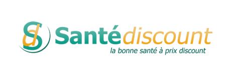 Santédiscount Logo