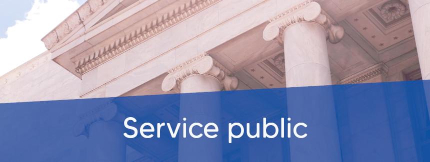 contacter le service public