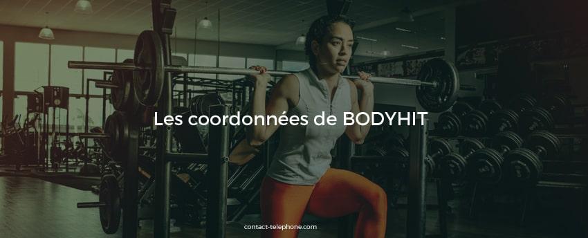 BodyHit adresse telephone
