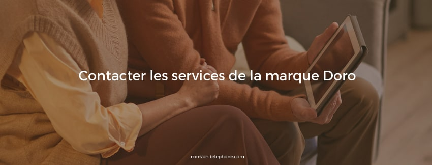 Contact Doro support et assistance