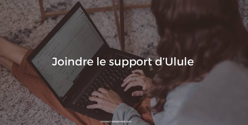 Contact Ulule