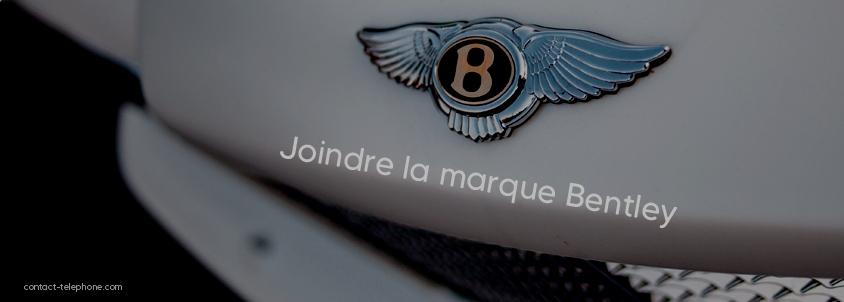 Contacter Bentley