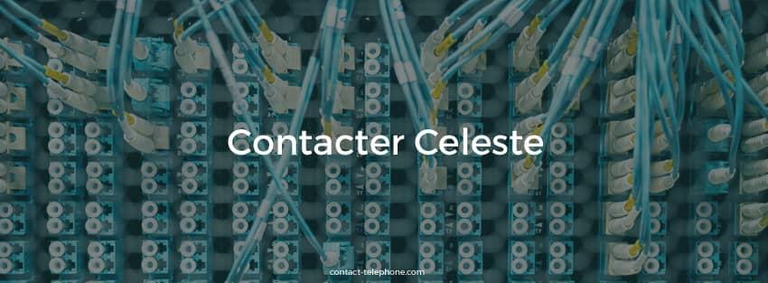 Contacter Celeste