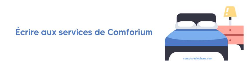 Contacter Comforium