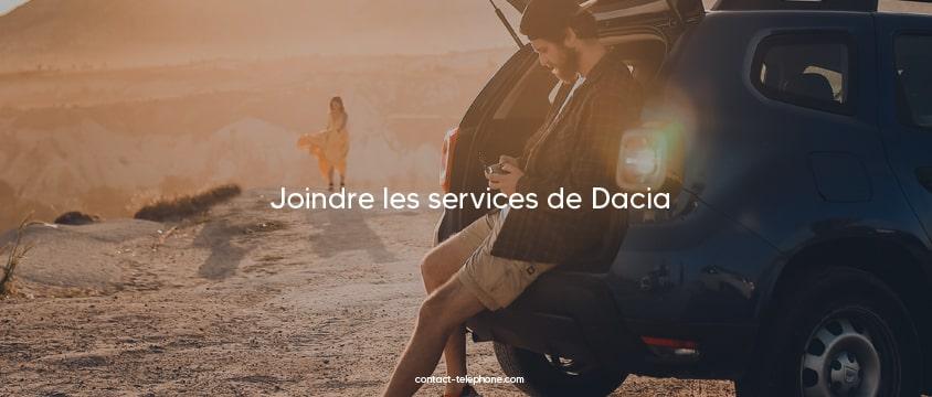 Contacter Dacia