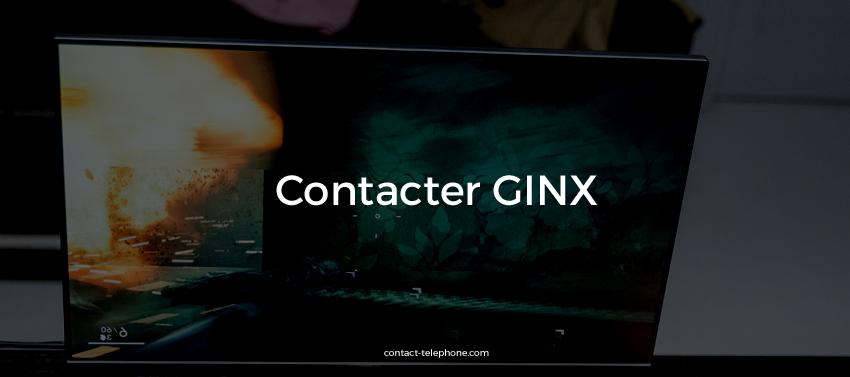 Contacter Ginx