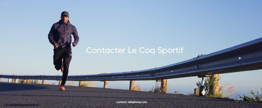 Contacter Le Coq Sportif