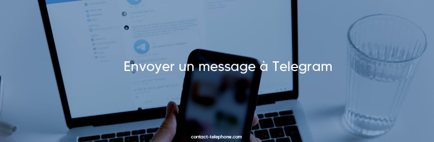 Contacter Telegram