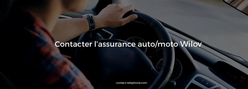 Contacter Wilov assurance