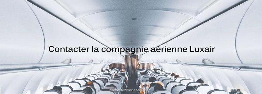 Contacter Luxair