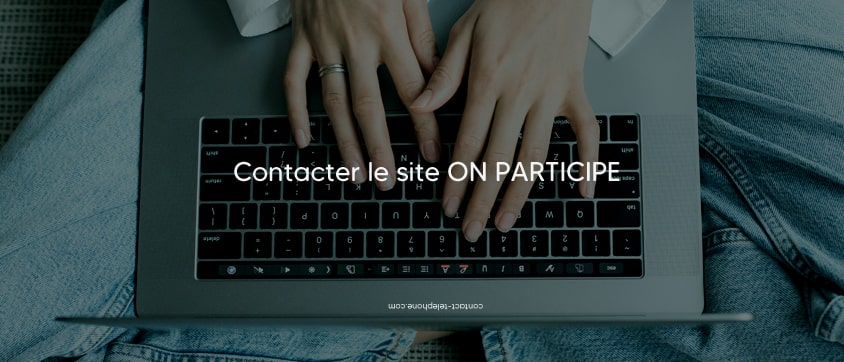 Contacter On participe