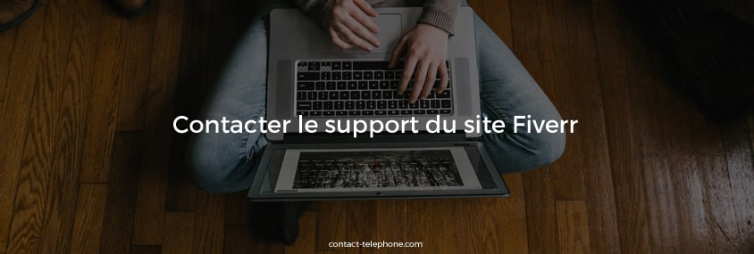 Fiverr support contact