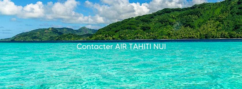 Contact Air Tahiti Nui