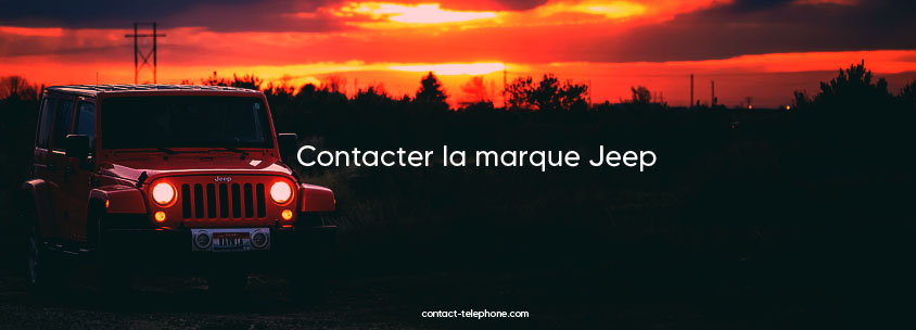 Contact Jeep