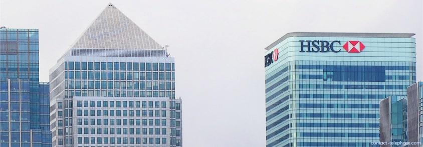 Contacter HSBC