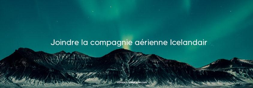 Contacter Icelandair