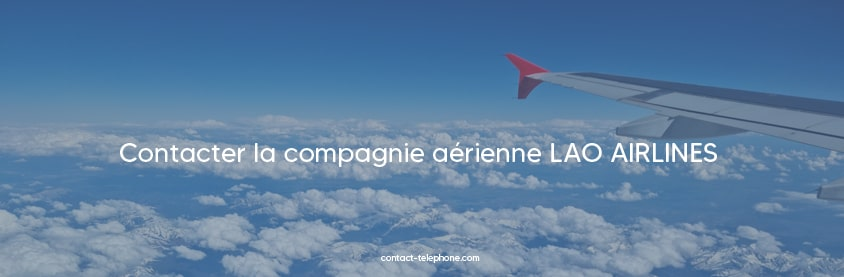 Contacter Lao Airlines