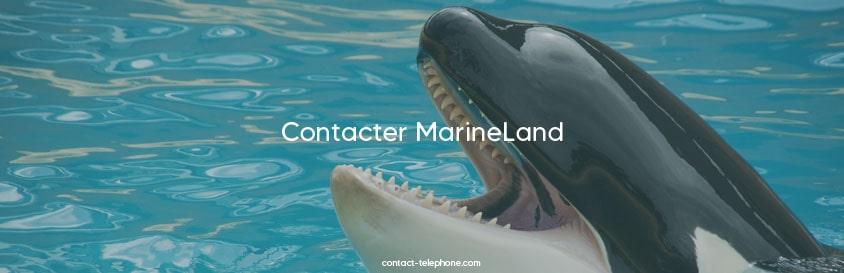 Contacter MarineLand