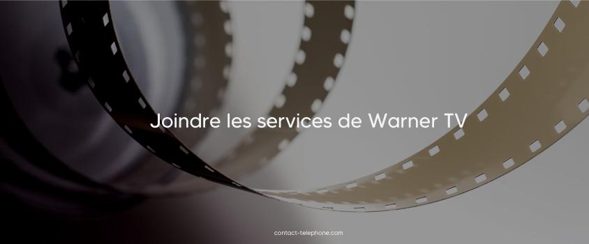 Warner TV contact