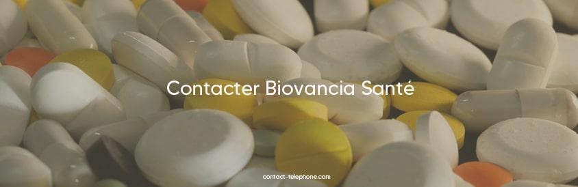 Contacter Biovancia