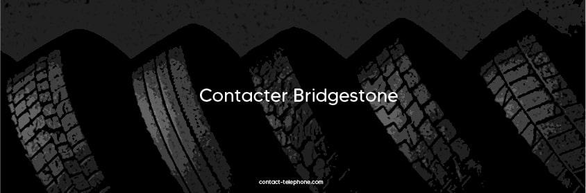 Contacter Bridgestone