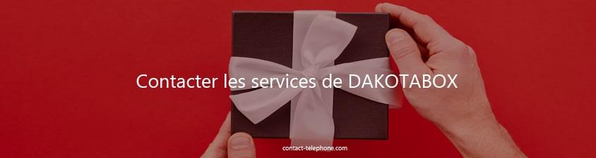 Contacter Dakotabox