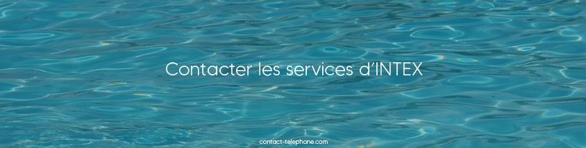 Contacter Intex piscines