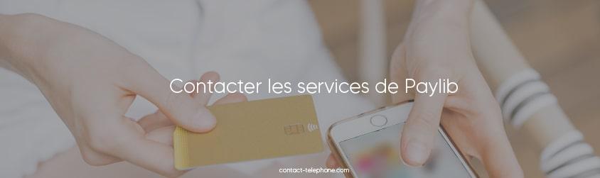 Contacter Paylib