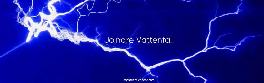 Contacter Vattenfall