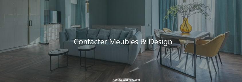 Meubles et Design Contact
