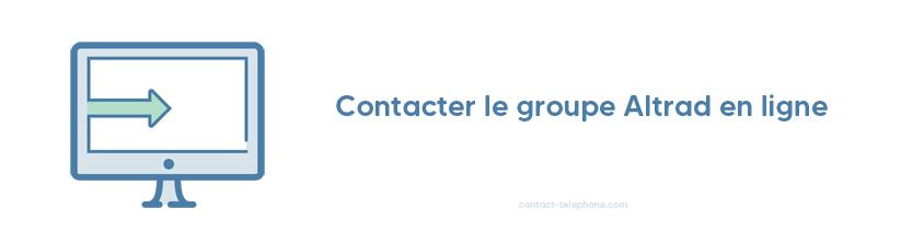 Alstrad contact par mail